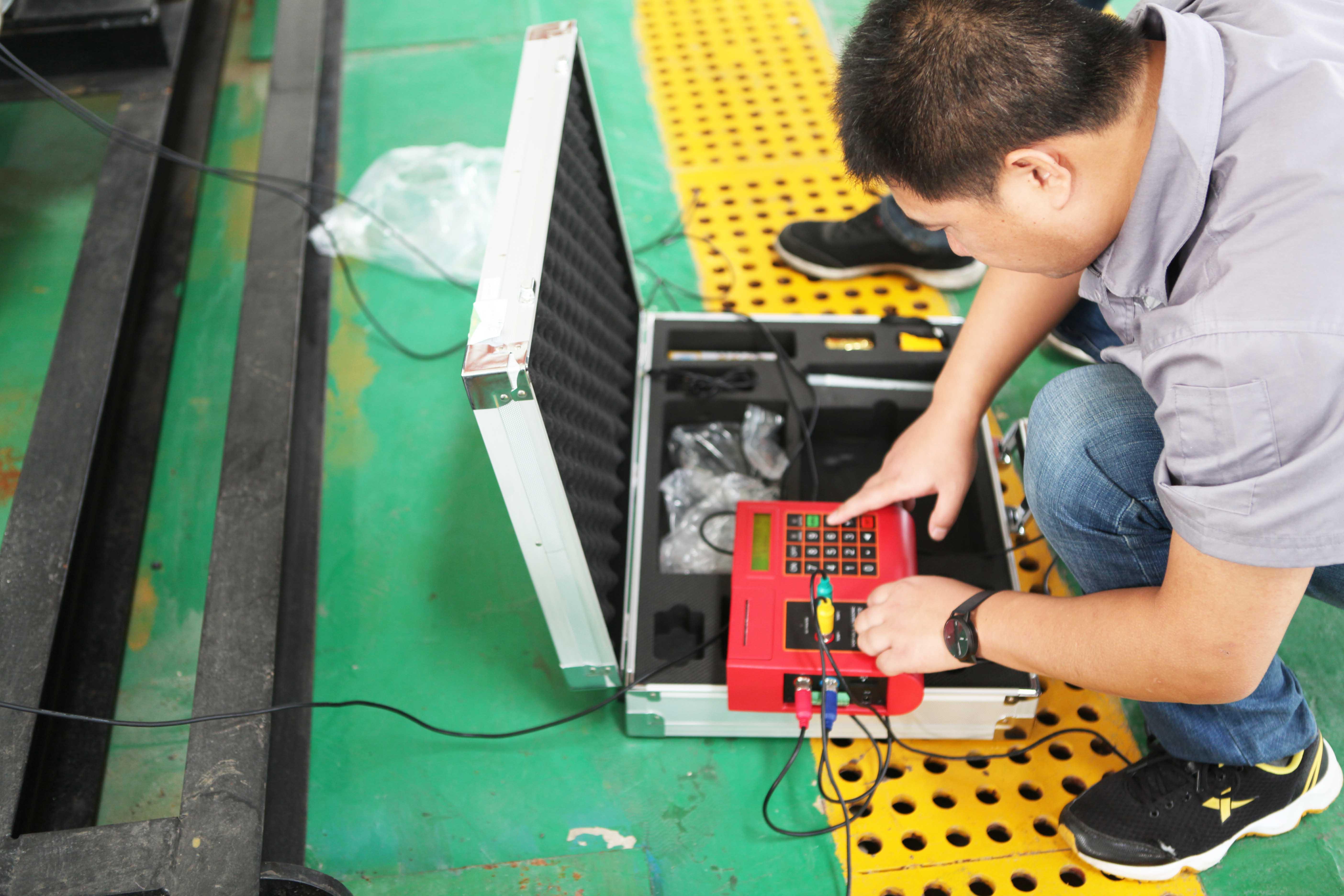 锅炉检测_能效提升_能效评价_换热器检测_北京特信检验检测